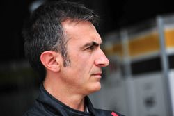 #66 JMW Motorsport Ferrari F458 Italia: Andrea Bertolini