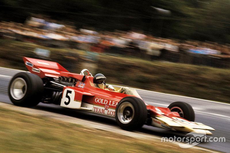 1970 - Jochen Rindt, Lotus-Ford