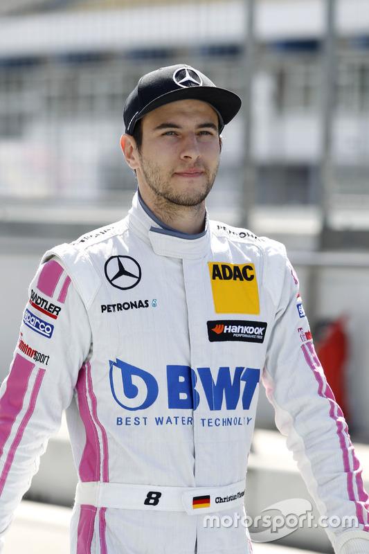Christian Vietoris, Mercedes-AMG Team Mücke