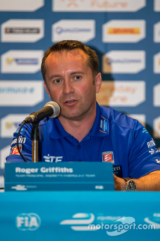 Roger Griffiths, Andretti Autosport