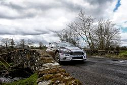Элфин Эванс и Крейг Перри, Ford Fiesta R5 Evo