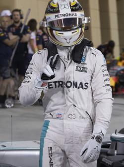 Le troisième Lewis Hamilton, Mercedes AMG F1 Team