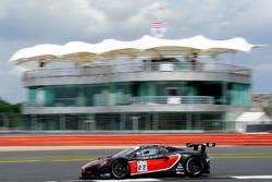 #22 Balfe Motorsport, McLaren 650 S GT3: Shaun Balfe, Philip Keen