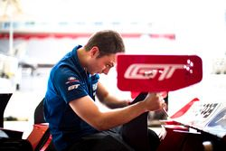 Mechaniker: Ford Chip Ganassi Racing Team, Ford GT