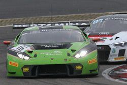 #16 GRT Grasser Racing Team, Lamborghini Huracan GT3: Rolf Ineichen, Christian Engelhart, Mirko Bort