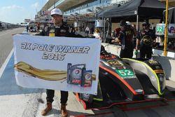 PC polesitter Robert Alon, PR1 Mathiasen Motorsports