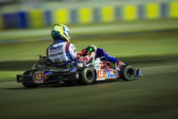 #40 Energy Corse GTL: Vincent Gendry, Tony Lavanant, Nicolas Markiewicz, François Surut