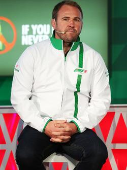 Scott Quinnell, Ex-Rugbyspieler