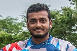 Aravind KP, Sherco TVS