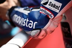 Ellbogenschleifer: Jorge Lorenzo, Yamaha Factory Racing