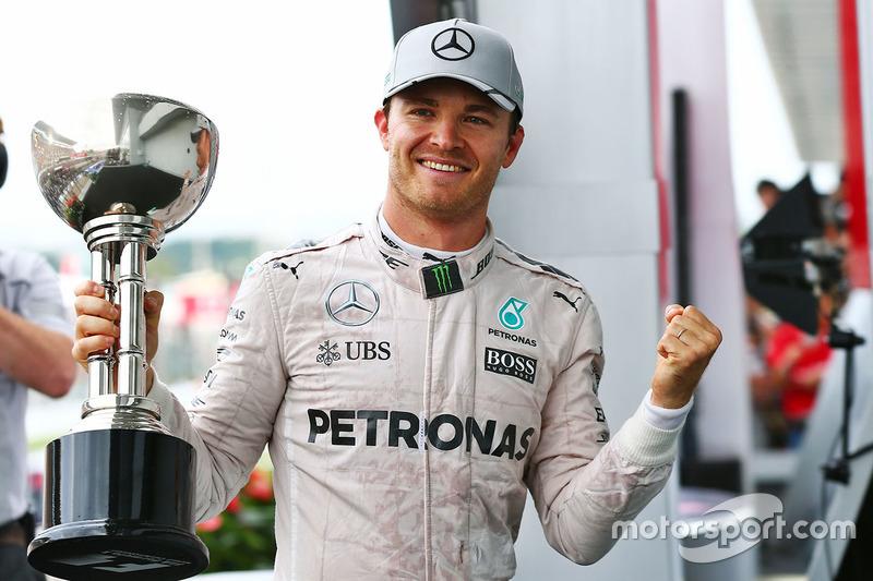 Nico Rosberg - Letzter Sieg: GP Japan 2016 für Mercedes