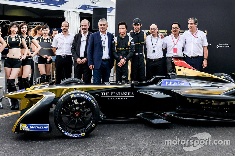 Techeetah Formula E Team