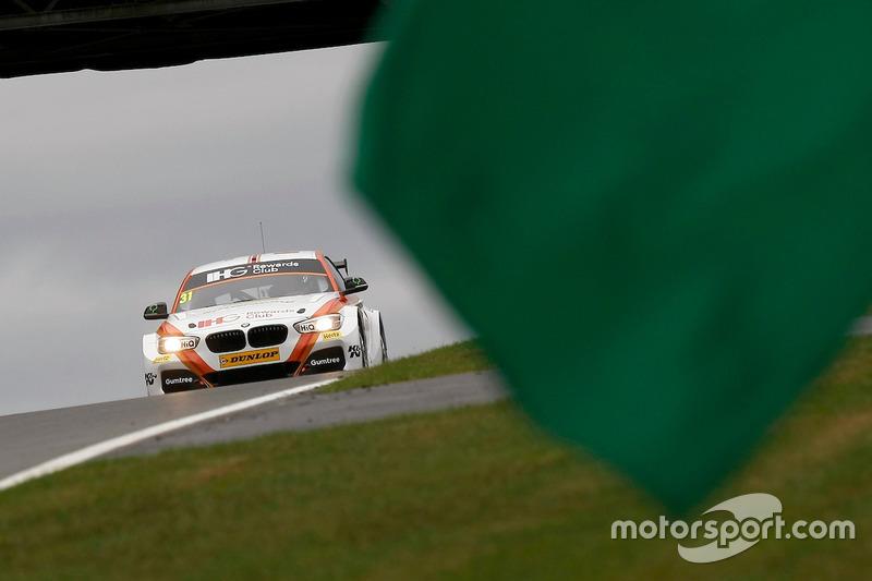 #31 Jack Goff, Team IHG Rewards Club, BMW 125i MSport