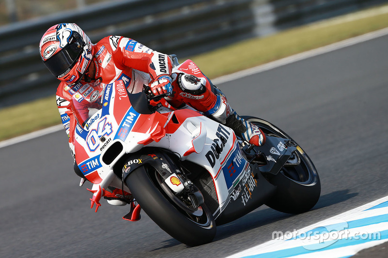 Dovizioso le plus impatient