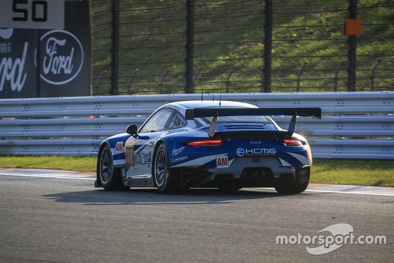 3. LMGTE Am: #78 Porsche 911 RSR: Christian Ried, Wolf Henzler, Joel Camathias