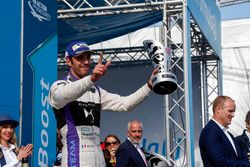 Podium : Jean-Eric Vergne, DS Virgin Racing