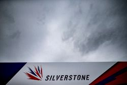 Silverstone sign