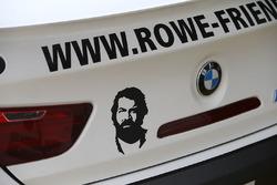 Rowe Racing, BMW M6 GT3 erinnert an den Schauspieler Bud Spencer