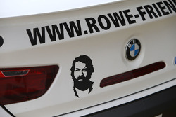 Rowe Racing, BMW M6 GT3 tributo para el actor Bud Spencer