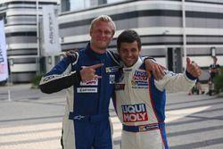 Ildar Rakhmatullin, West Coast Racing and Vladimir Sheshenin, Liqui Moly Team Engstler