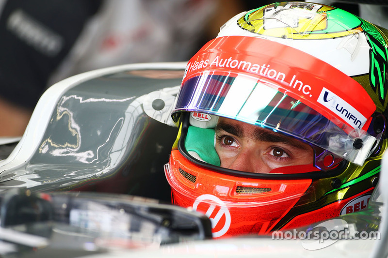 Monaco 2016 - Esteban Gutiérrez, Haas