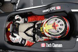 Zachary Claman DeMelo, Juncos Racing