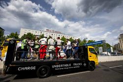 Driver parade