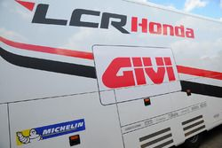 LCR Honda, camion