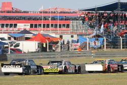 Esteban Gini, Nero53 Racing Torino, Leonel Sotro, di Meglio Motorsport Ford, Juan Jose Ebarlin, Dont