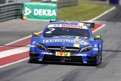 Gary Paffett (GBR) Mercedes-AMG Team ART, Mercedes-AMG C63 DTM. 21.05.2016, DTM Round 2, Spielberg,