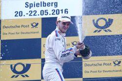 Podium: Marco Wittmann (GER) BMW Team RMG, BMW M4 DTM. 21.05.2016, DTM Round 2, Spielberg, Austria,
