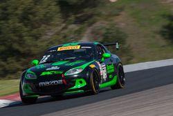 #73 S.A.C. Racing Mazda MX-5: Daniel Moen
