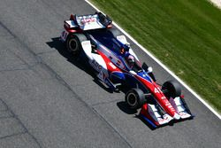 Jack Hawksworth, A.J. Foyt Enterprises Honda