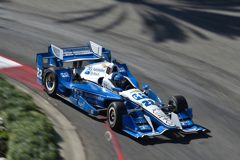 Long Beach - Simon Pagenaud