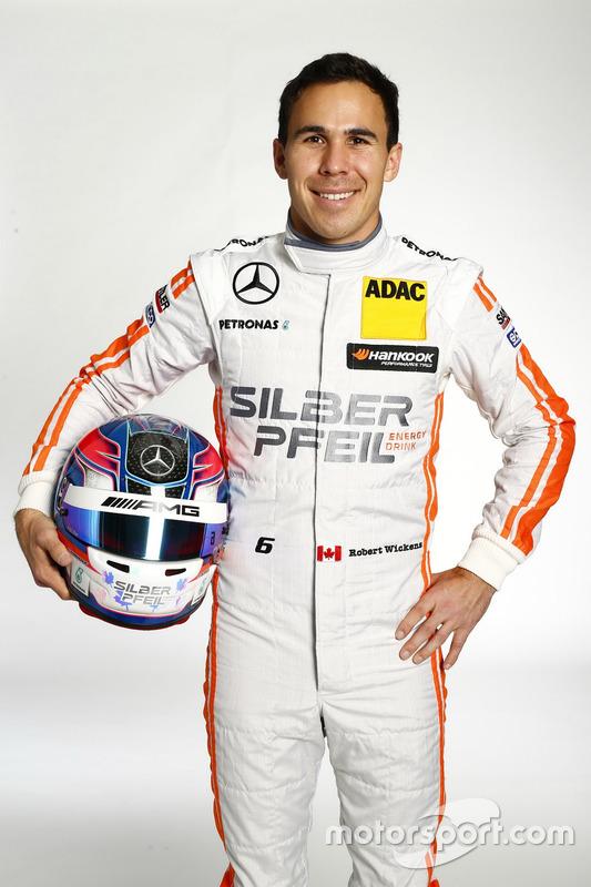 #6: Robert Wickens, HWA-Mercedes