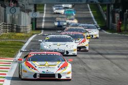 Lamborghini Super Trofeo Europa, Monza