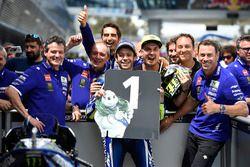 Обладатель поула - Валентино Росси, Yamaha Factory Racing