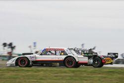 Leonel Sotro, Di Meglio Motorsport Ford, Mauricio Lambiris, Coiro Dole Racing Torino