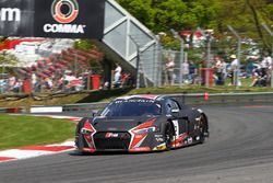 #2 Belgian Audi Club Team WRT, Audi R8 LMS: Michael Meadows, Stuart Leonard