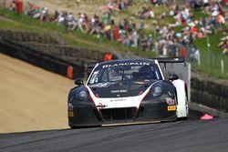 #36 Team a-workx, Porsche 911 GT3 R: Didi Gonzalez, Sebastian Asch