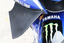 Alerones de Yamaha
