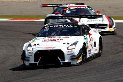 #22 MRS GT-Racing, Nissan GT-R Nismo GT3: Marc Gassner, Christiaan Frankenhout