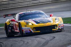 #50 Larbre Competition, Corvette C7.R: Ricky Taylor, Romain Brandela, Pierre Ragues