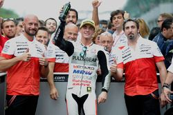 Race winner Francesco Bagnaia, Aspar Team Mahindra Moto3