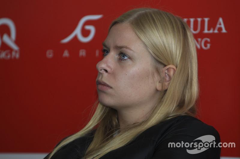 #60 Formula Racing Ferrari F458 Italia: Christina Nielsen