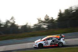 David Griessner, Marcel Hartl, Glib Kutepov, Opel Astra OPC Cup
