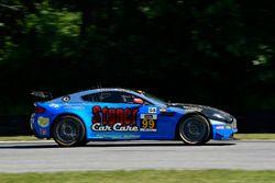 #99 Automatic Racing, Aston Martin Vantage, GS: Rob Ecklin Jr.