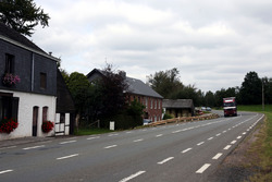 The village of Masta, part of the legendary old Spa circuit