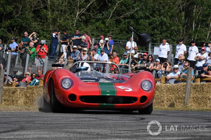 Lola T70 Tony Sinclair