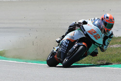 Sam Lowes, Swiss Innovative Investors kicking up grass race